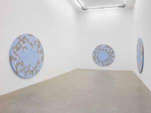 <i>underneath</i>, 2017</br>installation view, kaufmann repetto, milan