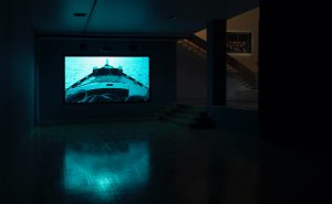prova, installation view, national gallery of arts, tirana, 2019