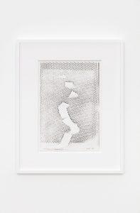 <i>xerografia originale (original xerography)</i>, 1968 </br> xerography, 35 x 25 cm / 13.7 x 9.8 in