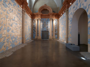 <i>partition pour main et masse</i>, 2018