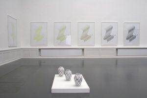 <i>nose up!</i>, 2008 </br> installation view, badischer kunstverein, karlsruhe
