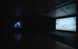 <i>prova</i>, 2019 </br> installation view, national gallery of arts, tirana