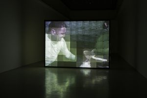 <i>after the wall there are some walls</i>, 2001