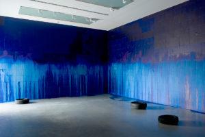 <i>speakers' corner</i>, 2008 </br> installation view, tate modern, london