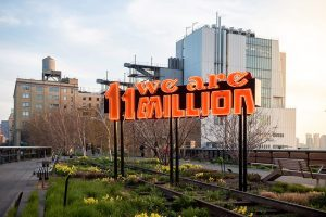 <i>somos 11 millones/we are 11 million (in collaboration with movimiento cosecha)</i>, 2018