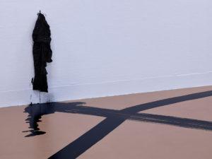 <i>sensory spaces 14</i>, 2018 </br> installation view, museum boijmans van beuningen, rotterdam