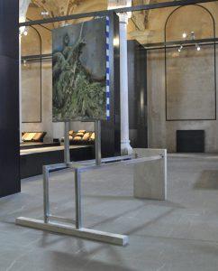 installation view, museo archeologico di cremona, 2014