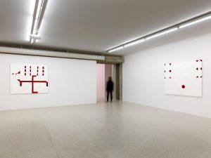 <i>figurative geometry</i>, 2016 </br> installation view, collezione maramotti, reggio emilia