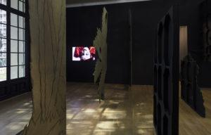 <i>le jardin mécanique</i>, 2018 </br> installation view, villa sauber, nouveau musée national de monaco, monaco