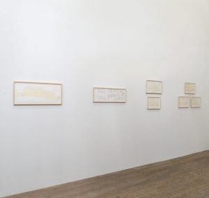 exhibition of the medicines, installation view, kaufmann repetto, new york, 2019