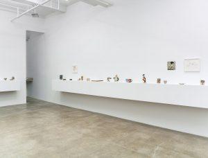 <i>magdalena suarez frimkess</i>, 2017 </br> installation view, kaufmann repetto, new york
