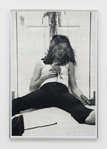 <i>murder picture #2</i>, 1997/2017 </br> silver gelatin print, 101,6 x 68,5 cm / 40 x 26.9 in