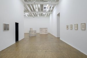 broken words, installation view, salzburger kunstverein, 2019, photo by andrew phelps