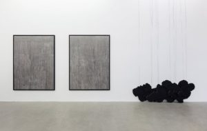 <i>there's tears</i>, 2015</br>installation view, kaufmann repetto, milan
