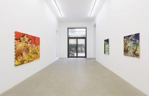 <i>pierpaolo campanini</i>, 2016 </br> installation view, kaufmann repetto, milan