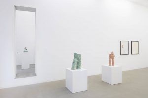 demeter and dionysus, installation view, kaufmann repetto, milano, 2019