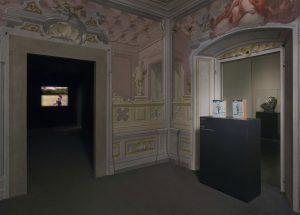 adrian paci: di queste luci si servirà la notte, installation view, museo novecento e le murate, firenze, 2017, photo by serge domingie