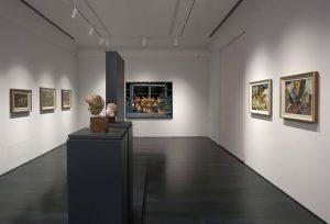 <i>adrian paci: di queste luci si servirà la notte</i>, 2017 </br> installation view, museo novecento e le murate, florence