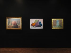 <i>magritte parti</i>, 2018