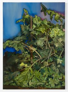 untitled, 2013, oil on canvas, 100 x 70 cm /  39.4 x 27.5 in