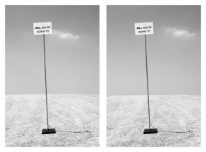 <I>will and be going to</I>, 2017