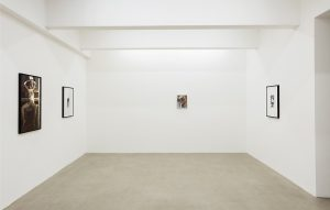<i>talia chetrit</i>, 2016 </br> installation view, kaufmann repetto, milan