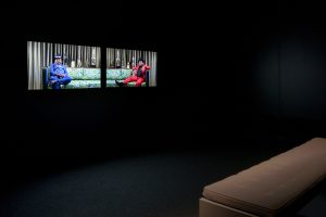 <I>The Interview</I> from <i>the woods</I> (triology), 2012