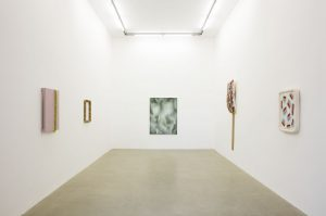 <I>earthquake weather</I>, 2015 </br> installation view, kaufmann repetto, milan
