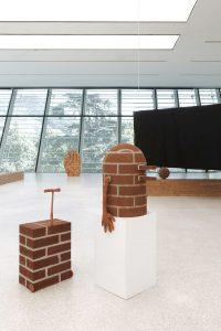 <i>up</i>, 2016  </br> installation view, museion, bolzano