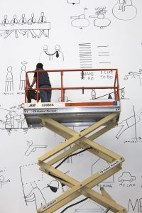 <i>dan perjovschi</I>, 2007