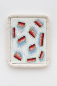 <i>untitled</I>, 2015 </br> oil on canvas, 73,7 x 58,4 x 8,3 cm / 29 x 23 x 3.3 in