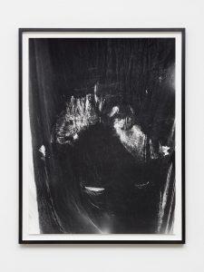 <i>vagina/vase (imprint)</i>, 2009 </br> silver gelatin print, 81,3 x 61 cm / 32 x 24 in