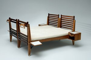 <i>queenbed for casa del sole</i>, 1953