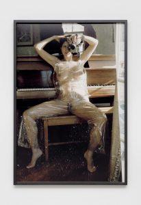 <i>plastic nude</i>, 2016 </br> inkjet print, 91,4 x 62,2 cm / 36 x 24.5 in