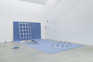 <i>one is so public, and the other, so private., </i> 2019 </br> installation view, kunst museum winterthur, winterthur