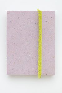 <i>untitled</I>, 2015 </br> oil on canvas, 76,2 x 57,2 x 12,7 cm / 30 x 22.5 x 5 in