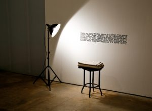 referencing materials (no joke no painting), 2010