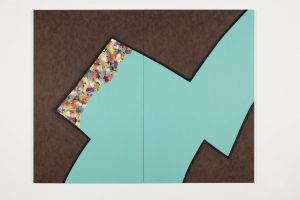 <i>untitled</I>, 2013-15 </br> oil on canvas, 182,9 x 233,7 cm / 72 x 92 in