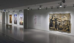 womxn workers of the world unite, installation view, contemporary arts center, cincinnati, 2018, courtesy cac © tony walsh
