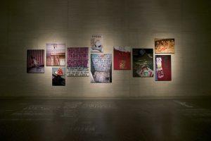 <i>lyric mirrors</i>, 2007 </br> installation view, museo de arte contemporáneo de castilla y león, león
