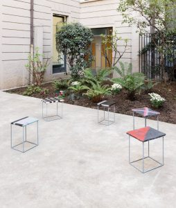 <i>garden project</i>, 2017