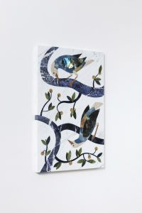 <i>Two birds</i>, 2018