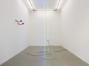 <i>!hear rings!</i>, 2016  </br> installation view, kaufmann repetto, milan