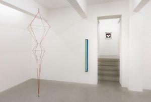 <i>ognuno vede ciò che sa</i>, 2018 </br> installation view, kaufmann repetto, milan