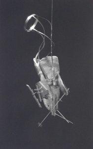 la meteorite di renazzo, 2008, photogravures (5 parts), 81 x 63 cm / 31.9 x 24.8 in each