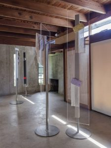 <I>the conscientious objector</I>, 2018 </br>installation view, mak center for art and architecture, los angeles