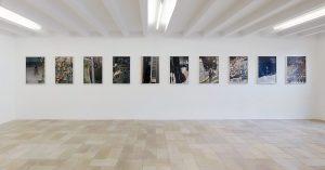 <i>showcaller</i>, 2018 </br> installation view, kölnischer kunstverein, cologne