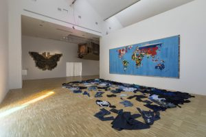 <i>la terra inquieta/the restless earth</i>, 2017 