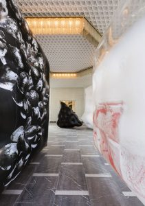 <i>love iv: cold shower</i>, 2016 