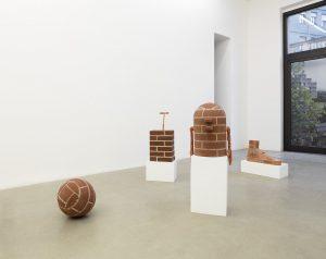 !hear rings!, installation view, kaufmann repetto, milan, 2016